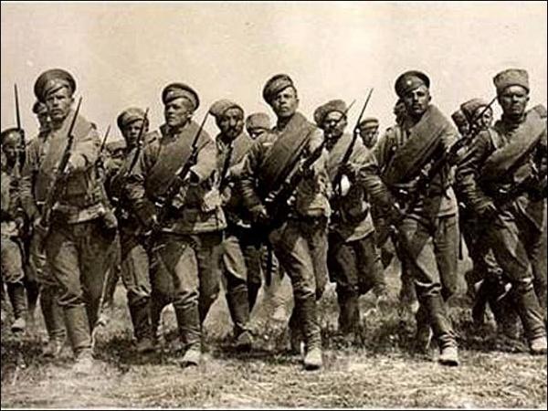 Списки жителей Барнаульской волости (Топчихинский район) погибших пропавших без вести и раненых в ходе I мировой войны (1914-1915 годы)