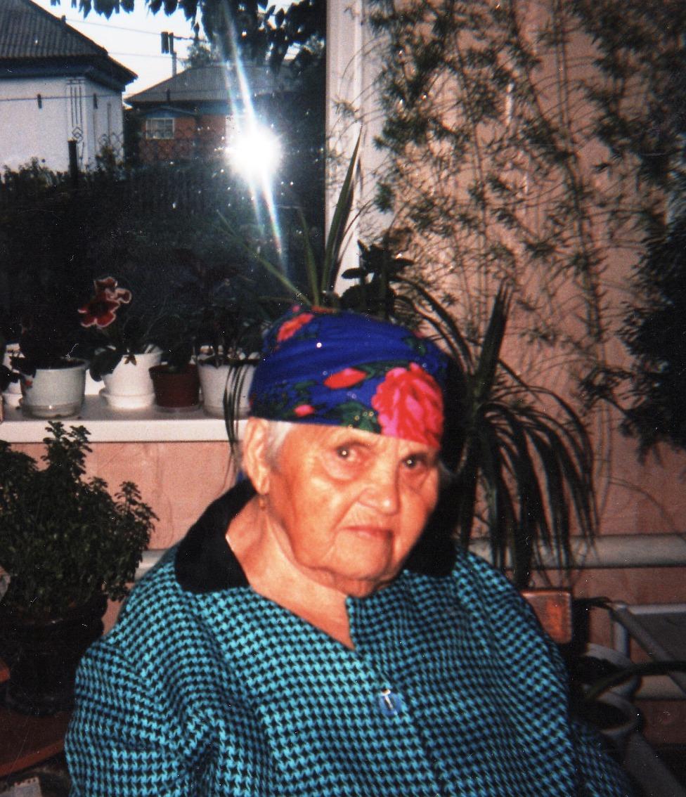 Бабушка-героиня