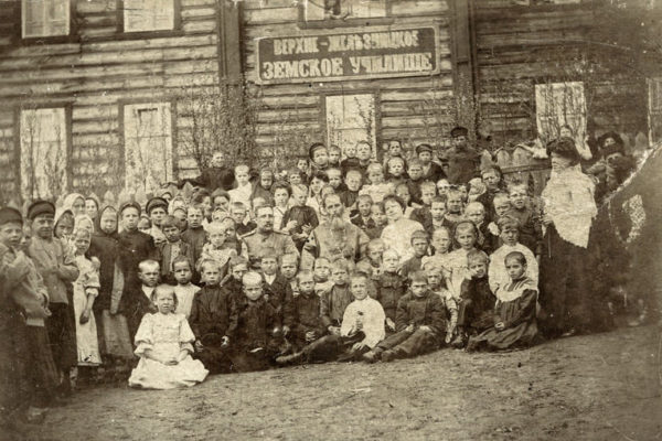 Народное образование в Барнаульской волости