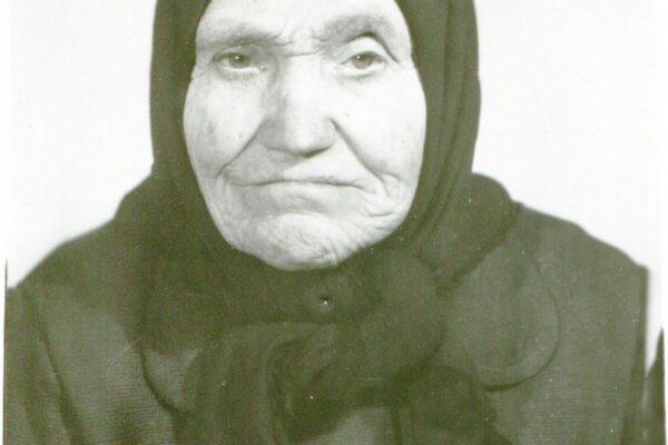Мария Степановна Булысова - женщина большой души и нелёгкой судьбы